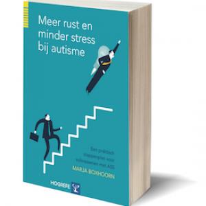 Meer rust en minder stress bij autisme boek-3d